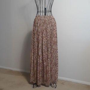Capezio long skirt - S